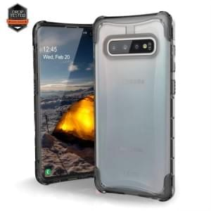 Urban Armor Gear Plyo Case / Cover / Hülle Samsung Galaxy S10+ Plus ice transparent