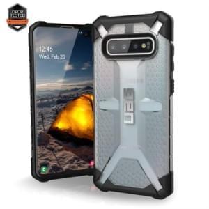 Urban Armor Gear Plasma Case / Cover / Hülle Samsung Galaxy S10 ice transparent