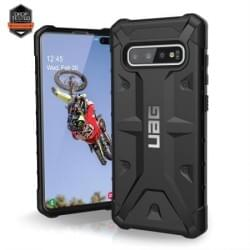 Urban Armor Gear Pathfinder Case / Cover / Hülle Samsung Galaxy S10+ Plus Schwarz