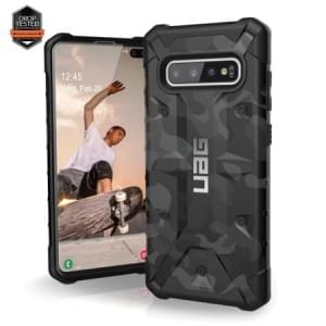 Urban Armor Gear Pathfinder Case / Cover / Hülle Samsung Galaxy S10+ Plus Midnight Camo
