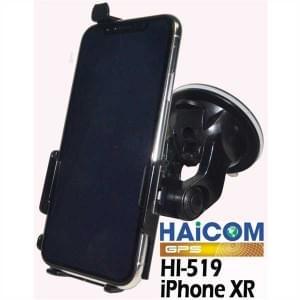 Haicom Kfz Halter mit 360° Rotation und Saugfuß für iPhone XR
