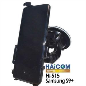 Haicom Kfz Halter mit 360° Rotation und Saugfuß für Samsung Galaxy S9+ Plus