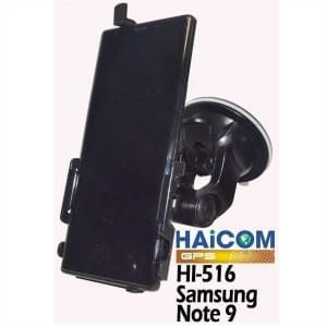 Haicom Kfz Halter mit 360° Rotation und Saugfuß für Samsung Galaxy Note 9