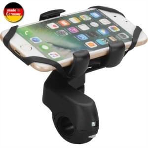 HR Fahrrad / Motorrad Halterung Quicky Bike Mount 13 Lenker für Smartphones von 58 - 84 mm Breite
