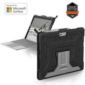 Urban Armor Gear Metropolis Schutzhülle | Microsoft Surface Go | Schwarz