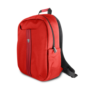 "Ferrari Laptop / Notebook Rucksack Urban 15"" rot FEURBPS15RE"