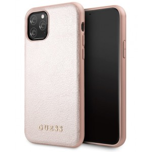 Guess Hülle Iridescent Kollektion iPhone 11 Pro Rose Gold GUHCN58IGLRG