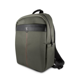 "Ferrari Laptop / Notebook Rucksack Off Track 15"" Khaki FEOCEBP15KA"
