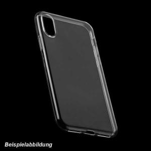 Ultra Slim TPU Case Tasche für Apple iPhone XS Max Transparent