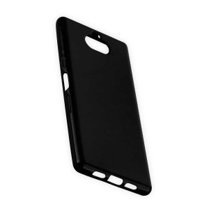 TPU Hülle / Case für Sony Xperia 10 schwarz