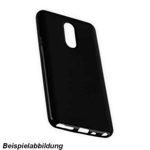 TPU Hülle Tasche für LG Q Stylo 4 - schwarz