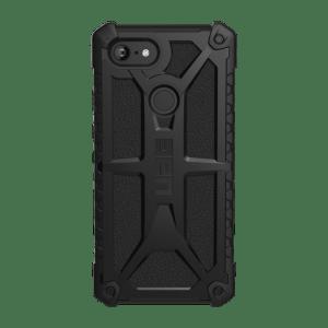 Urban Armor Gear Monarch Schutzhülle | für Google Pixel 3 XL | schwarz