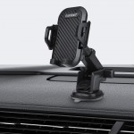 Earldom Universalhalter 360 Grad drehbare Autohalterung Schwarz