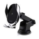 Earldom 3in1 Universalhalter Wireless Charger + Car Holder 15W 12V / 2A Schwarz