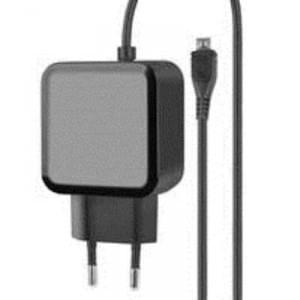 Netzteil Micro USB 100-240V AC 5V DC 2.4A für Geräte mit Micro USB schwarz
