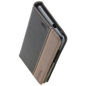 COMMANDER BiColor Tasche für Gigaset GS270 / GS270 Plus Gentle Schwarz
