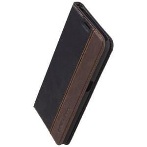 COMMANDER Handytasche BOOK CASE für Huawei P20 Lite Gentle Black