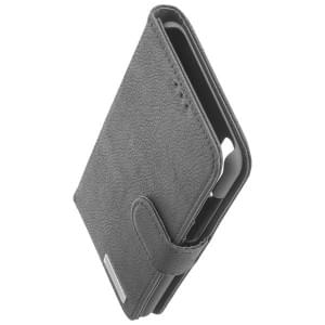 COMMANDER Handytasche BOOK CASE ELITE für Huawei P20 Pro Black