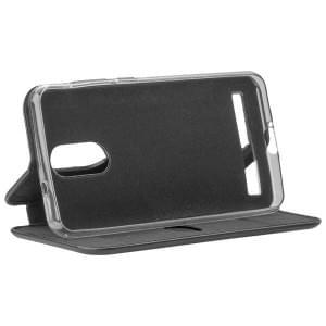 GIGASET Tasche Book Case SMART für Gigaset GS180 Schwarz