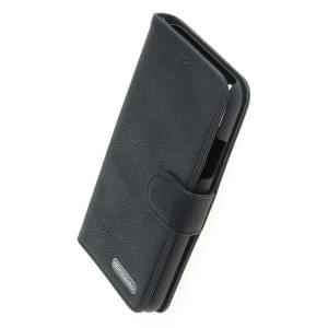 COMMANDER BOOK Tasche ELITE für iPhone XR - Schwarz
