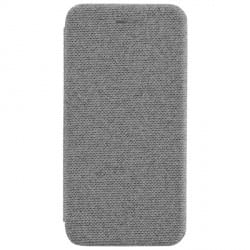COMMANDER Tasche / Book Case für Samsung Galaxy S10e Suit Elegant Grau