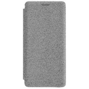 Samsung Galaxy A9 2018 COMMANDER Handytasche CURVE Suit Elegant Grau