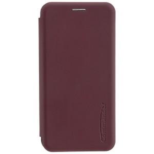 COMMANDER Tasche / Book Case für Huawei P30 Soft Touch Rot
