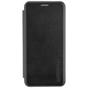 COMMANDER Book Case / Tasche CURVE für Samsung Galaxy A50 Schwarz