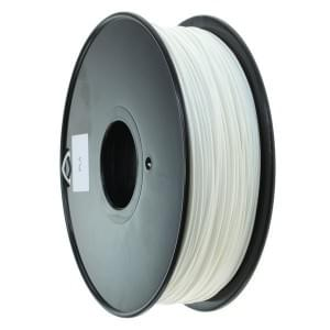 PLA Filament für 3D Drucker - 1kg Rolle / 1,75mm Durchmesser - weiß