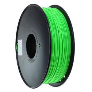 PLA Filament für 3D Drucker - 1kg Rolle / 1,75mm Durchmesser - grün