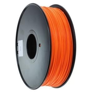 PLA Filament für 3D Drucker - 1kg Rolle / 1,75mm Durchmesser - orange