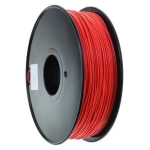 PLA Filament für 3D Drucker - 1kg Rolle / 1,75mm Durchmesser - rot