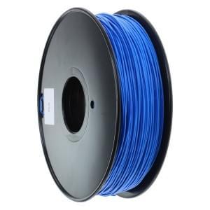PLA-Filament für 3D Drucker - 1kg Rolle / 1,75mm Durchmesser - blau