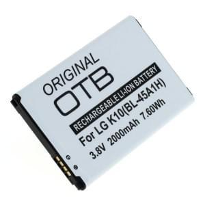 Akku BL-45A1H für LG K10 2000mAh Li-Ion