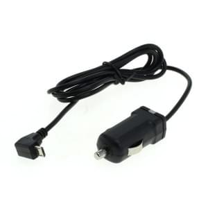 KFZ / Auto Ladekabel Micro USB 1A abgewinkelter Stecker