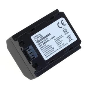 Akku / Ersatzakku NP-FZ100 für Sony Alpha 7 III (ILCE-7M3 / ILCE-7M3K) / 7R III (ILCE-7RM3) / 9 (ILCE-9)