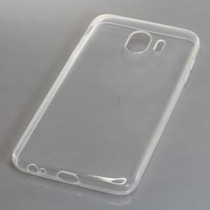 Silikon Case / Schutzhülle für Samsung Galaxy J4 ( 2018 ) voll transparent