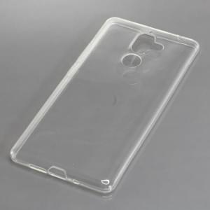 TPU Silikon Case / Schutzhülle für Nokia 7 Plus voll transparent