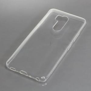 TPU Case / Schutzhülle für LG G7 ThinQ voll transparent