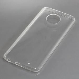 TPU Case / Schutzhülle für Motorola Moto G6 Plus voll transparent