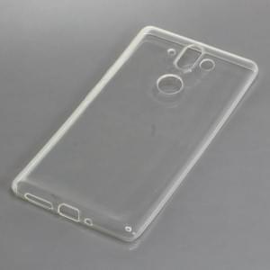 TPU Case / Schutzhülle für Nokia 8 Sirocco voll transparent
