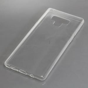 TPU Case / Schutzhülle für Samsung Galaxy Note 9 voll transparent