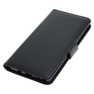 Tasche Kunstleder für HTC U12+ Plus Bookstyle schwarz