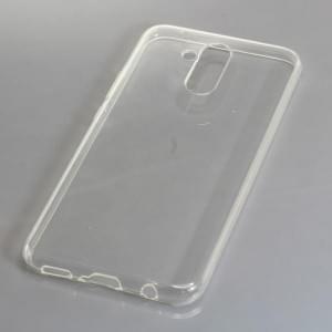 TPU Silikon Case / Schutzhülle für Huawei Mate 20 Lite voll transparent