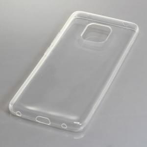 TPU Schutzhülle für Huawei Mate 20 Pro voll transparent