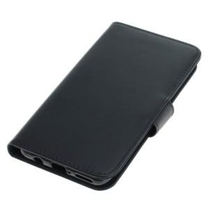 Handytasche PU Leder für Huawei P30 Pro Bookstyle schwarz