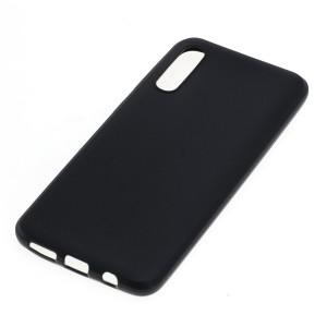 Schutzhülle / Handyhülle für Samsung Galaxy A50 schwarz