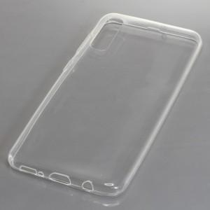 TPU Case / Handyhülle für Samsung Galaxy A50 voll transparent