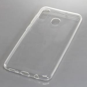 TPU Case / Handyhülle für Samsung Galaxy A30 voll transparent
