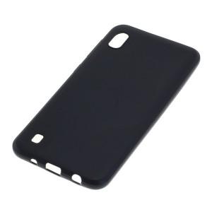 Schutzhülle / Handyhülle für Samsung Galaxy A10 schwarz